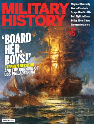 Military History Jul 2019
