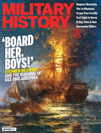 Military History April 23, 2019 00:00
