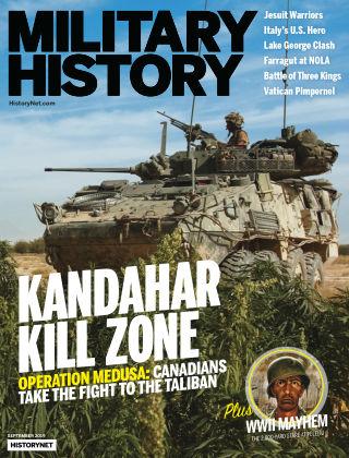 Military History Sep 2019