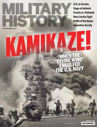 Military History Jan 2020