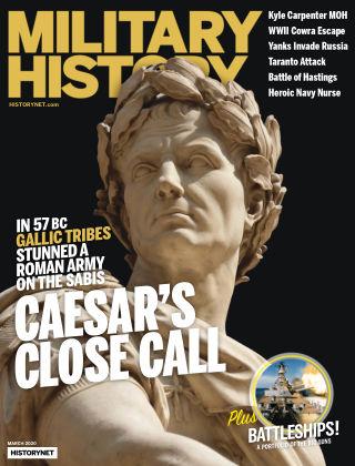 Military History Mar 2020