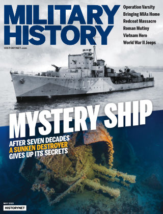 Military History May 2020