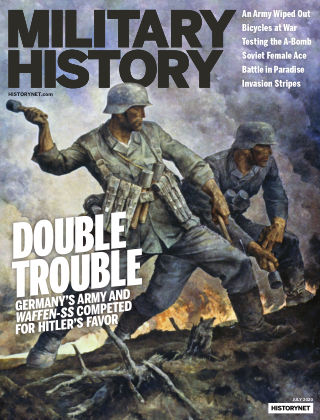 Military History July 2020