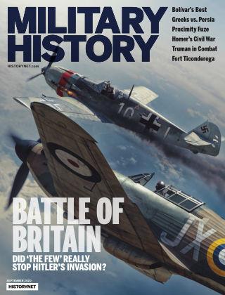 Military History September 2020