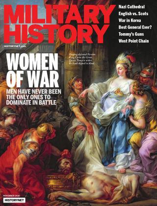 Military History November 2020