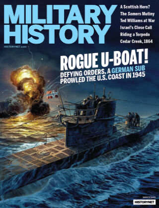 Military History MARCH 2021