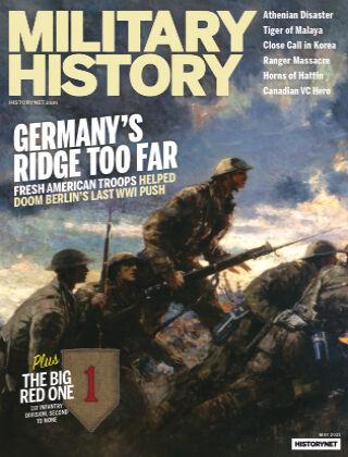 Military History May 2021