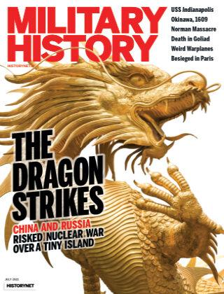 Military History July 2021