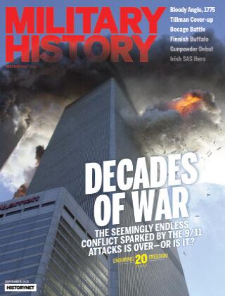 Military History September 2021