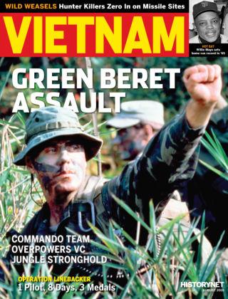 Vietnam August 2015