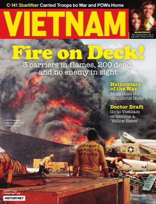 Vietnam August 2020