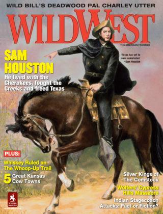 Wild West April 2015