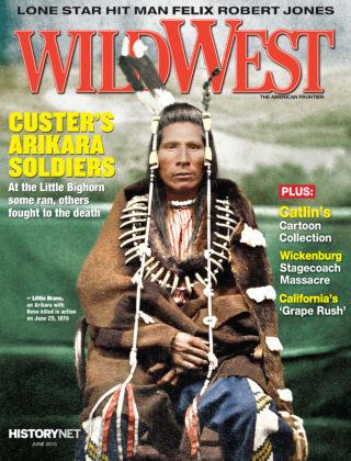 Wild West June 2015