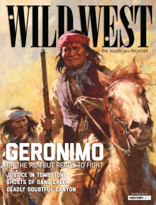 Wild West October 2015