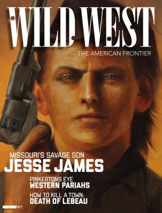 Wild West August 2015