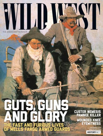 Wild West September 25, 2018 00:00