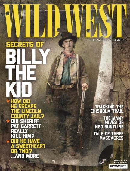 Wild West November 27, 2018 00:00
