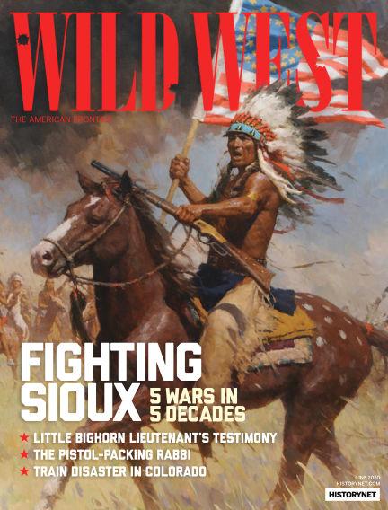 Wild West March 24, 2020 00:00