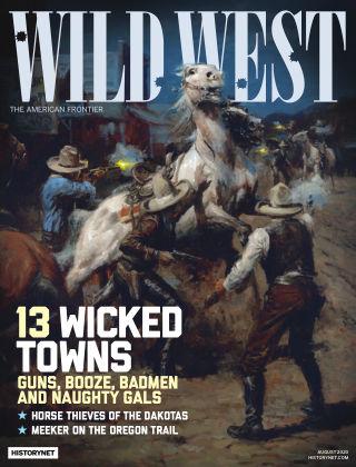 Wild West Aug 2020