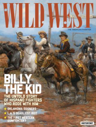 Wild West December 2020