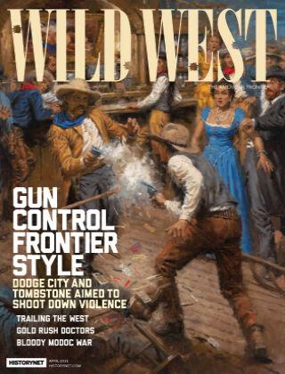 Wild West April 2021