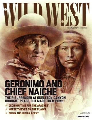 Wild West August 2021