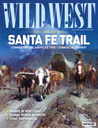 Wild West October 2021