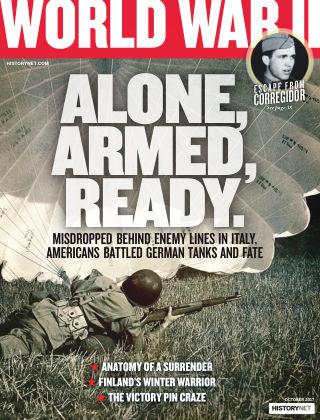 World War II Sep-Oct 2017