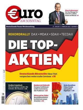 Euro am Sonntag 04 2018