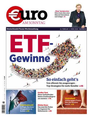 Euro am Sonntag 08 2018