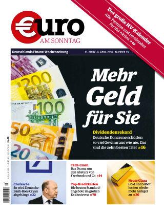 Euro am Sonntag 13 2018