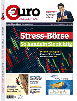 Euro am Sonntag 38 2018