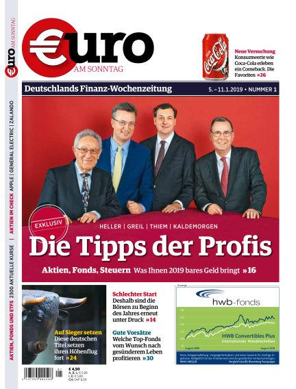 Euro am Sonntag January 05, 2019 00:00