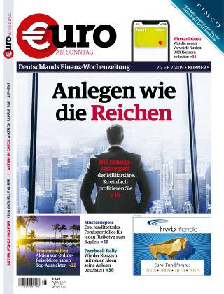 Euro am Sonntag 05 2019