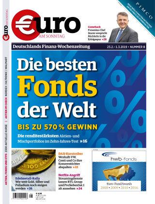 Euro am Sonntag 08 2019
