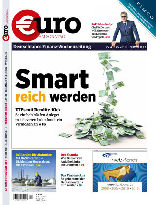 Euro am Sonntag 17 2019