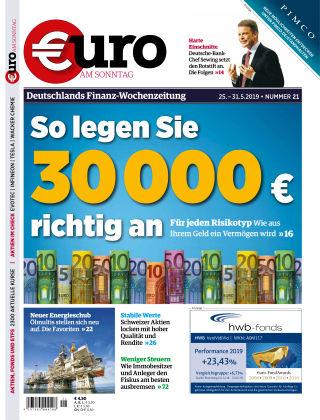 Euro am Sonntag 21 2019