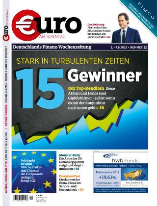 Euro am Sonntag 22 2019