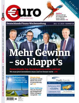 Euro am Sonntag 26 2019