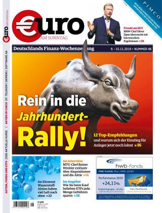 Euro am Sonntag 45 2019