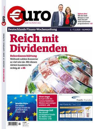 Euro am Sonntag 05 2020