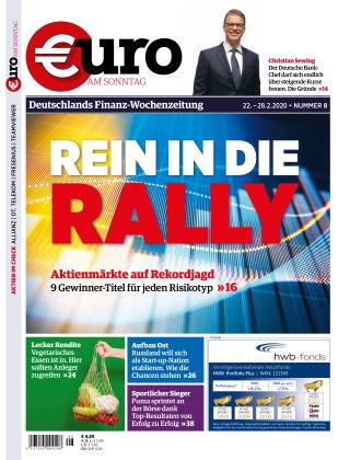 Euro am Sonntag 08 2020