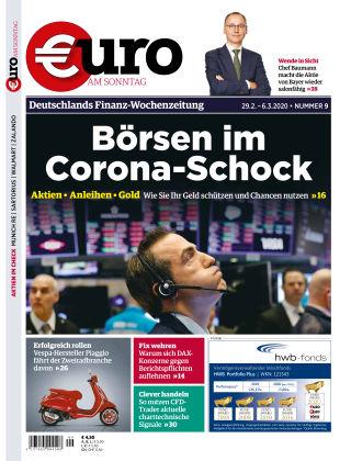 Euro am Sonntag 09 2020