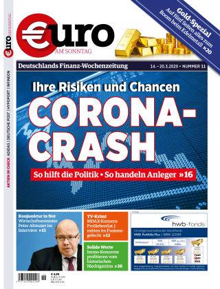 Euro am Sonntag 11 2020