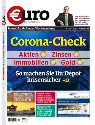 Euro am Sonntag 14 2020