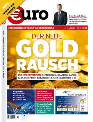Euro am Sonntag 19 2020