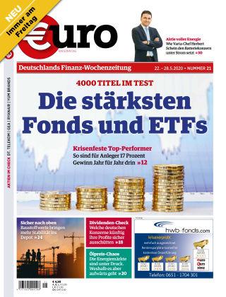 Euro am Sonntag 21 2020