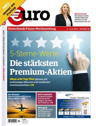 Euro am Sonntag 23 2020