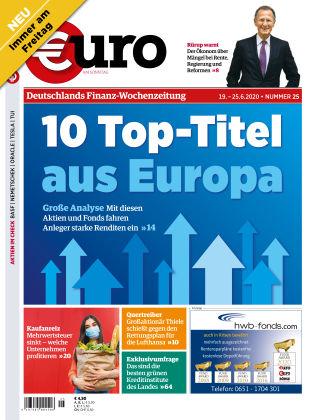 Euro am Sonntag 25 2020