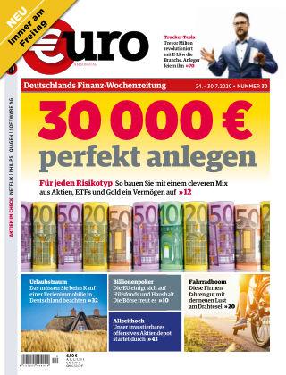 Euro am Sonntag 30 2020